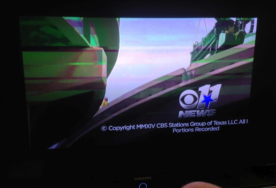 Samsung HL61A750A1FXZA green bars-02.jpg