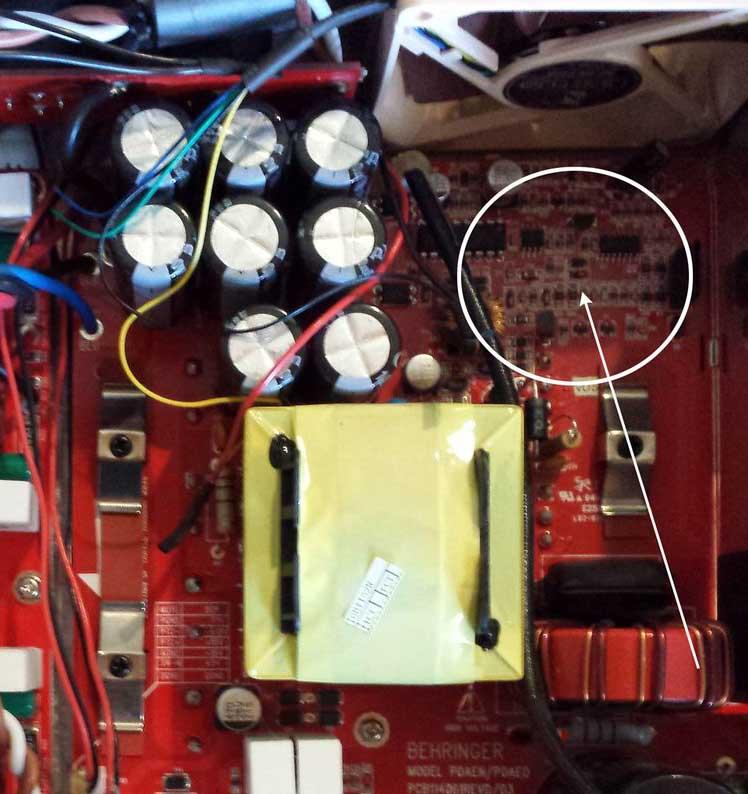 Behringer iNUKE Class-D Amps: NU1000/NU1000DSP, NU3000