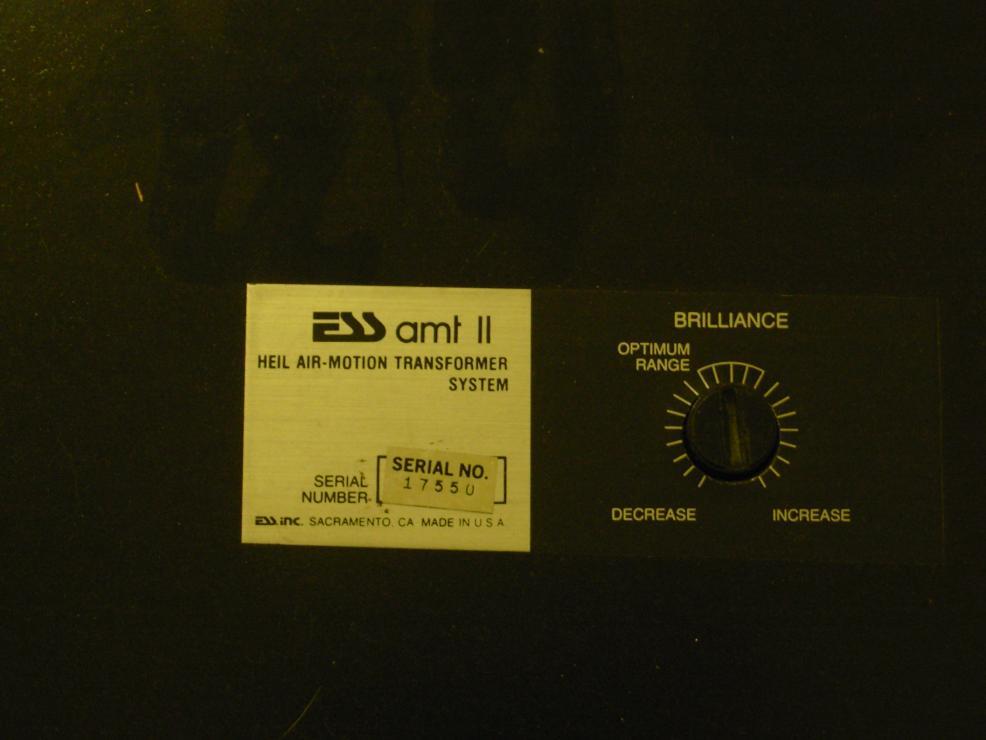 ESS AMT II Speakers for sale or trade-1-badge-serial.jpg