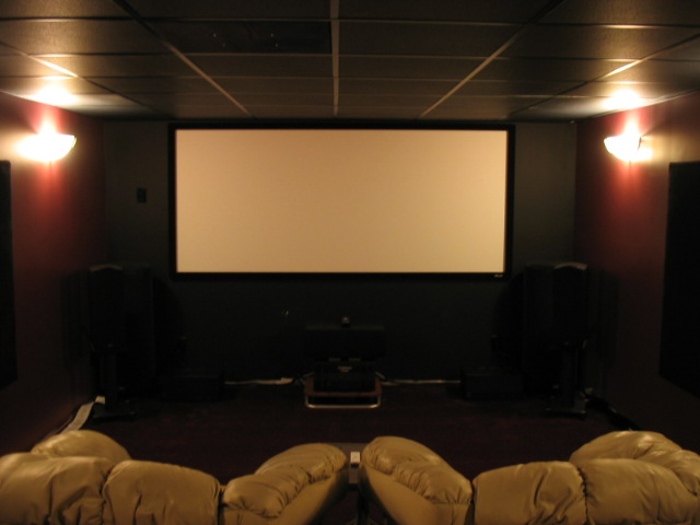 What Color To Paint Your HT? - Page 7 - Home Theater Forum and ...