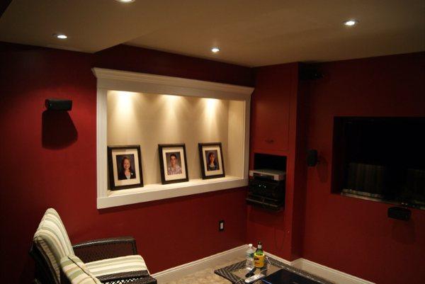 Magnificent Small Basement TV Room Ideas 600 x 401 · 28 kB · jpeg