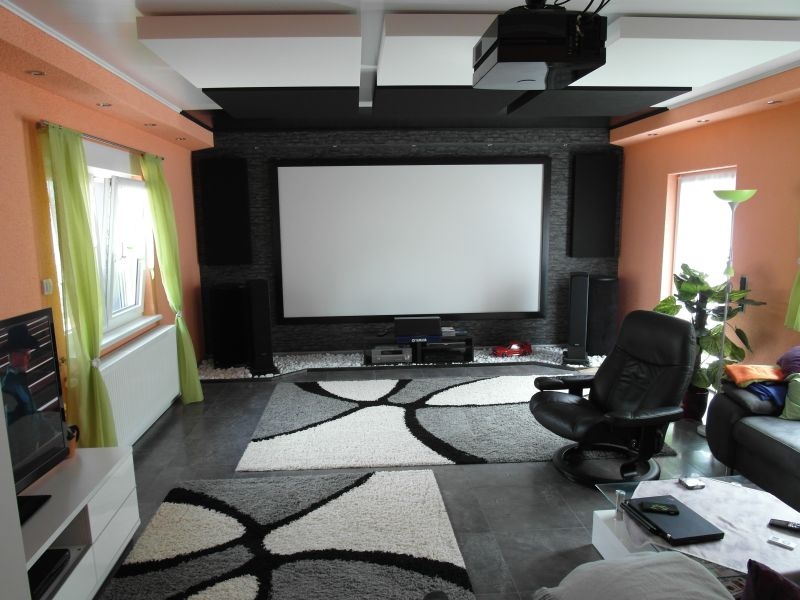 My Living Room Theater, 1ahs6m