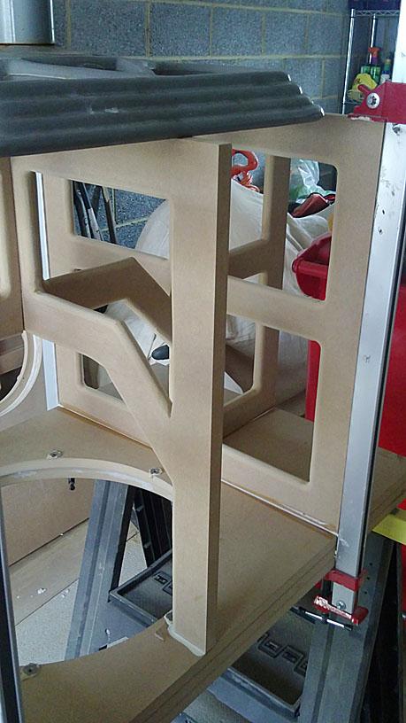2 x 15 cu ft FIQ18 multi tuned ported subs-1st-sub-clamped-close-up-2.jpg