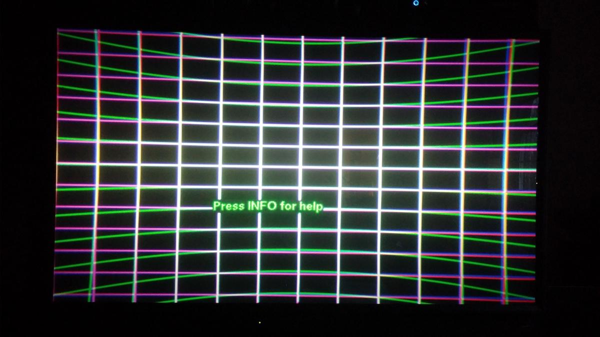 Mitsubishi WS-65869 RPTV flashing green light after convergence repair-20160225_073620-1-.jpg