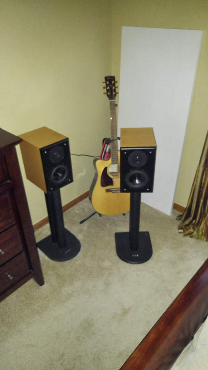 Parts Express Dayton Reference Maple Bookshelf Speakers RS621 - 5 obo-20160811_180839.jpg