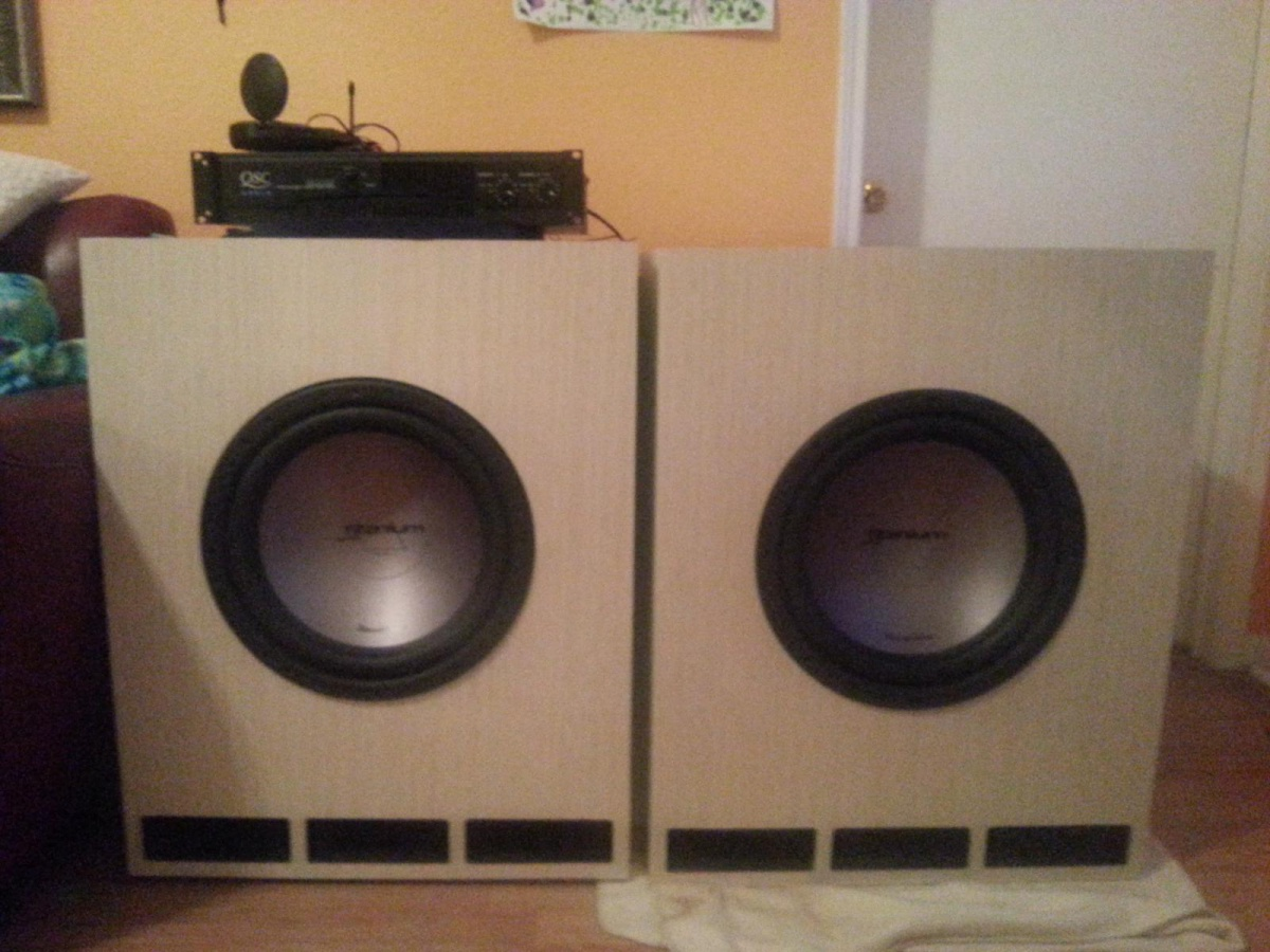 First ht diy subwoofer for a noob on a budget 20161002_185706_1475455456271 jpg