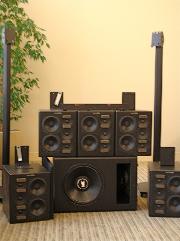 M&K MPS2510P Complete 5.1 Channel Powered System-2510sys2.jpg