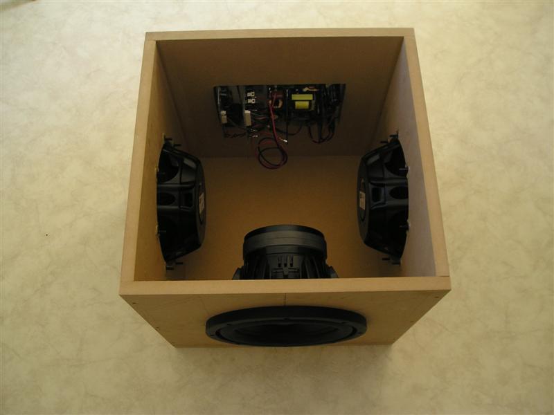 diy subwoofer box kit 2