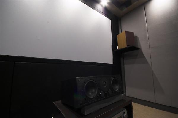 Project Quot C8 Quot Building Norways Smallest Home Cinema