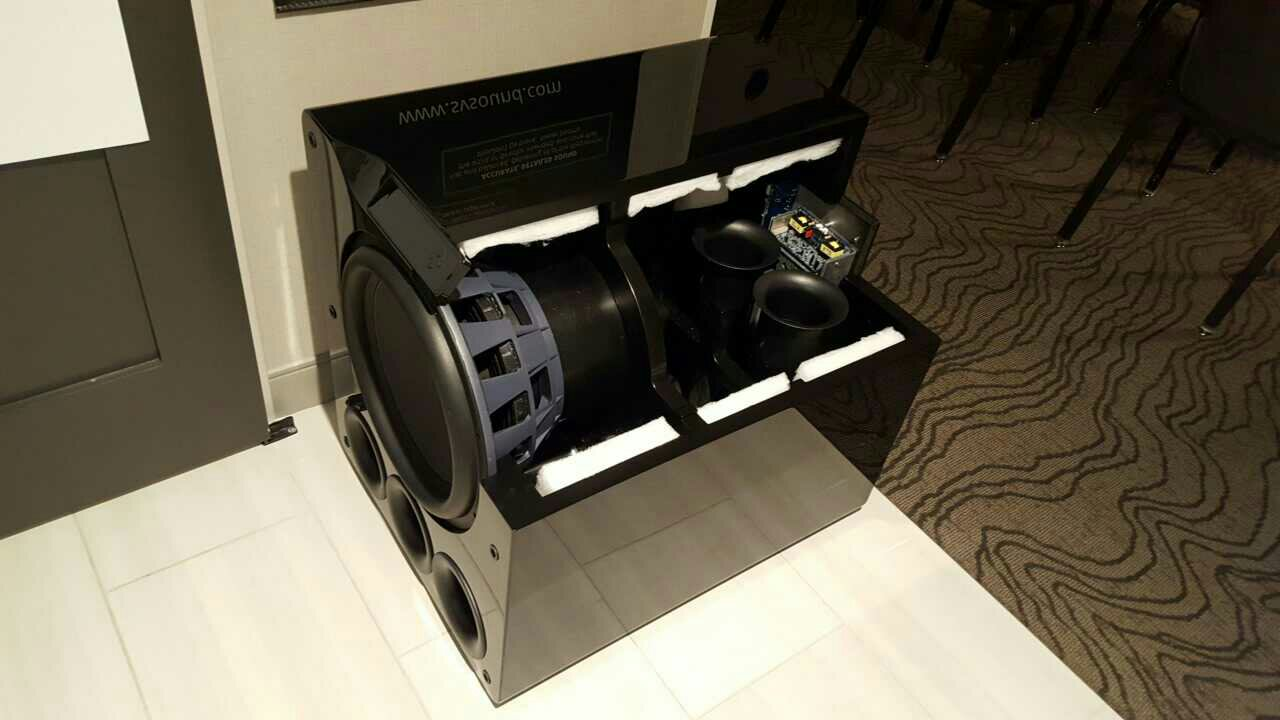 Svs Announces Its New 16 Ultra Series Flagship Subwoofers Sb16 Subwoofer Wiring Diagram Http Wwwhometheatershackcom Forums Diy And Pb16