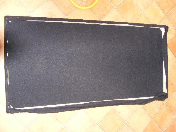BroadBand Bass Trap's Build-3applying-acoustic-cloth.jpg