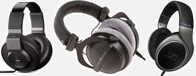 AKG K 550, Beyerdynamic DT 770 Pro 250-Ohm, Sennheiser HD 598SE Headphone Review Discussion Thread-3together.jpg