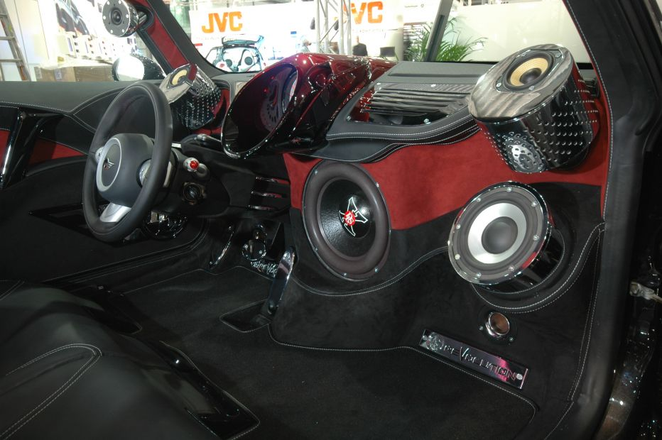 Anyone Have Luck With Mini Cooper Audio Upgrades Home Theater