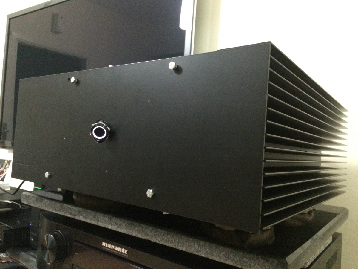 Firstwatt F5 Stereo Amp - Home Theater Forum and Systems
