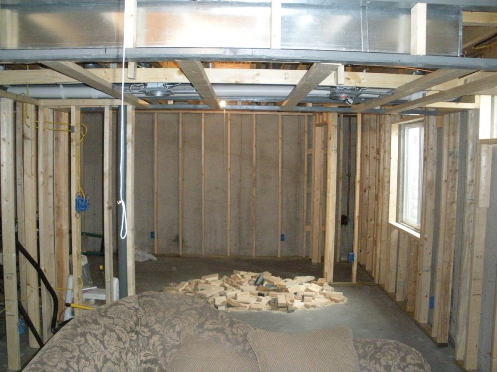 "Finishing Basement Theater - 11'-5"" x 16'-5-view-projection-wall-thru-theater-bedroom-area.jpg"