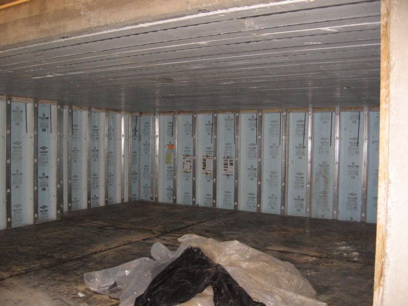 Is Sound Isolation Necessary Under A Garage Home
