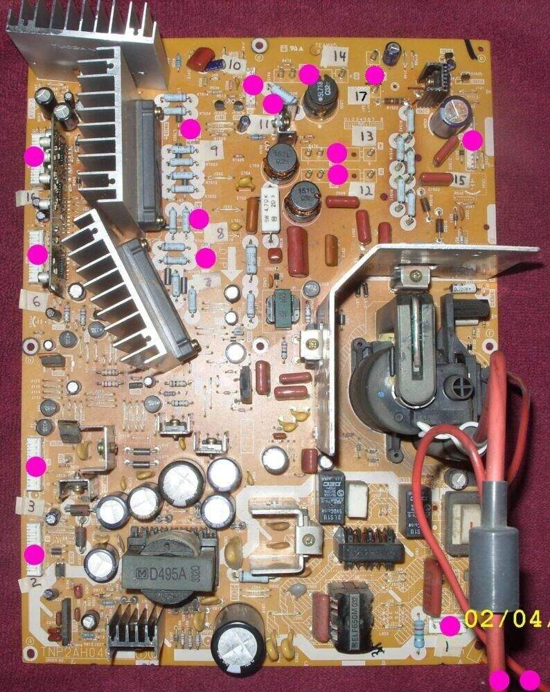 Steve's PT-53WX53G Project-8a-connector-locations.jpg