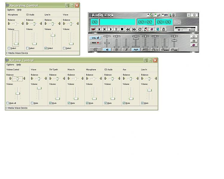 Wierd results when measuring soundcard response, need new S/Card??-all-mixers.jpg