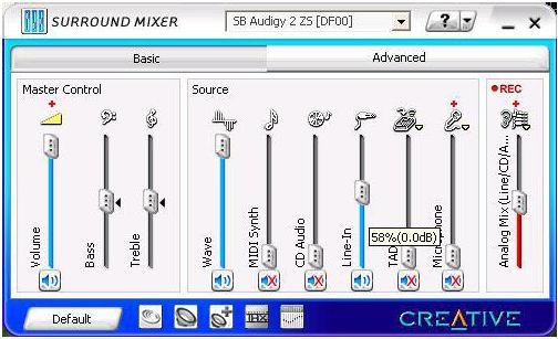 SB Audigy 2 Platinum and REW-audigy2zsmixer.jpg