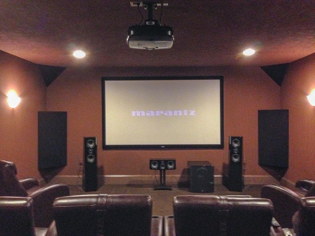 Diy Roxul Acoustic Panels Diy Campbellandkellarteam