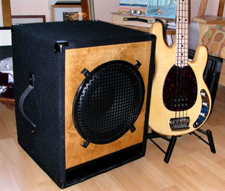 Bass Cab build - Home Theater Forum and Systems - HomeTheaterShack.com