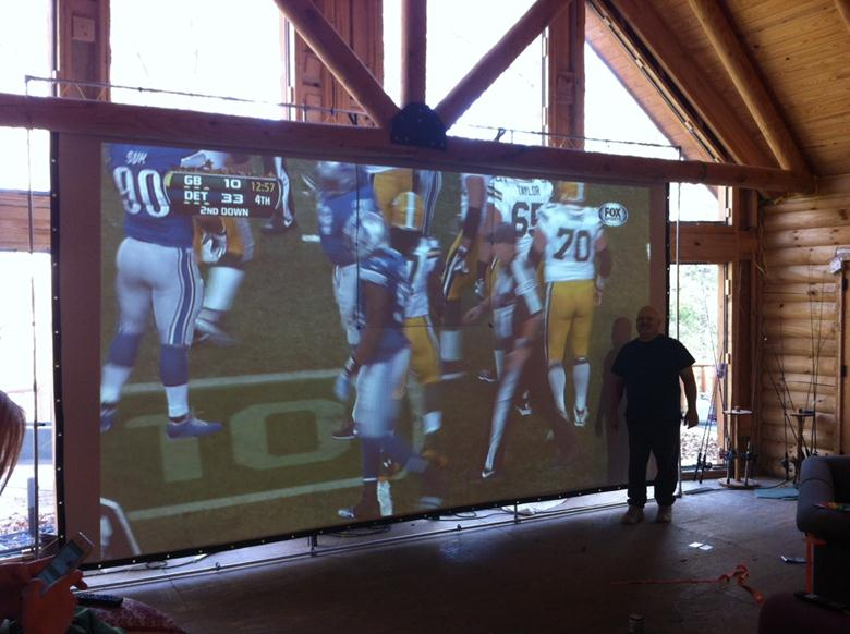 Lakehouse Build Ambient Light Got Your Ambient Light Right Here Home Theater Forum And