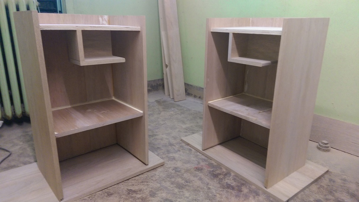 JBL 2262H Box Design Cabinets