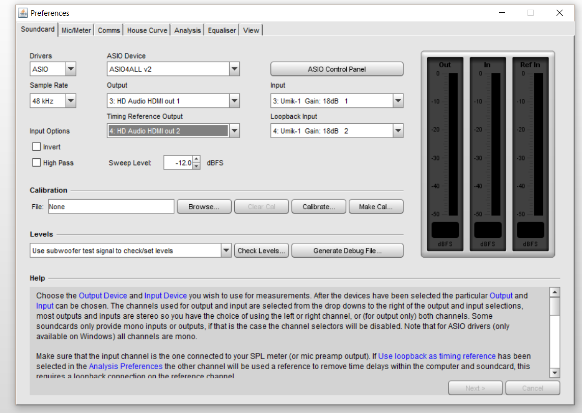 Time Alignment REW+UMIK & outputting HDMI to Headunit-capture2.png