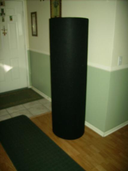 Another Sonosub build ...-carpeted-tube.jpg