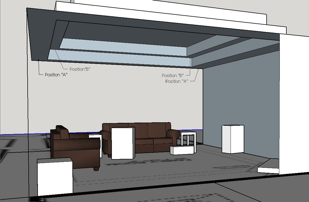 Best location for ceiling speakers - Home Theater Forum and Systems ...