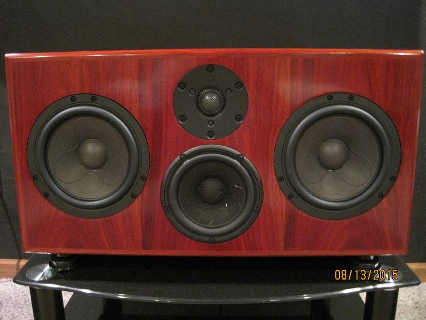 Selah Audio Custom Speakers (Scanspeak) - SOLD-center1.jpg