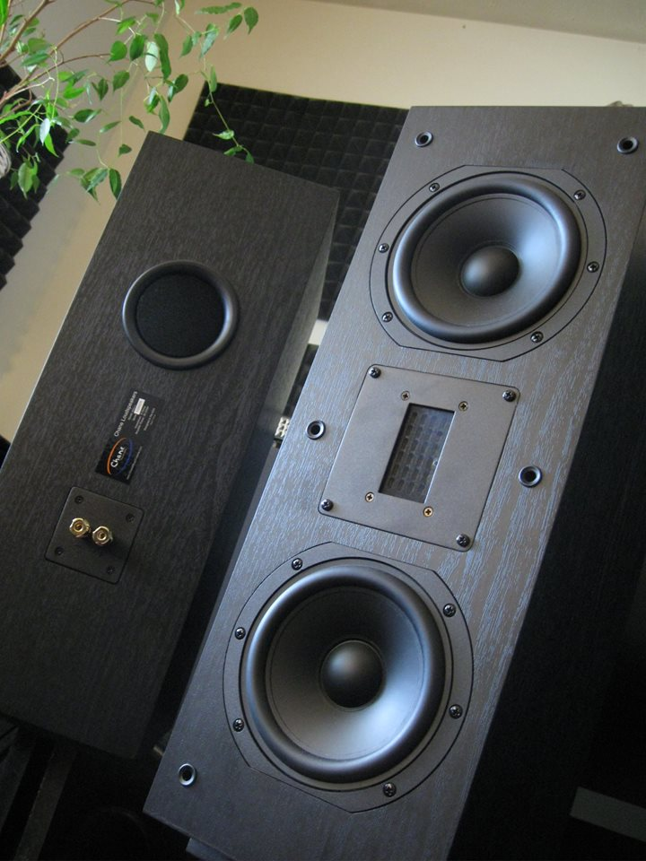 Chane A2rx-c 5 0 Loudspeaker Review - Home Theater Forum and