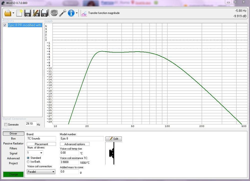 TC Sounds Epic 8 builds with passive radiator-correzione-29-hz.jpg