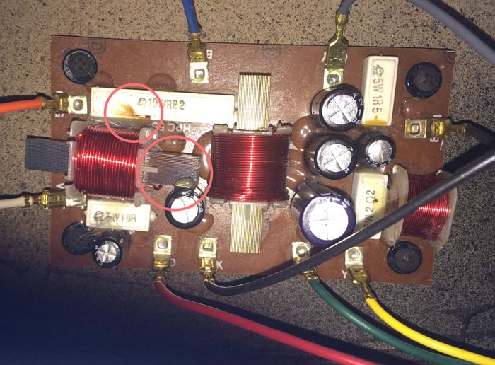 46619d1392442286 definitive technology bp tower amp crossover issue crossover closeup definitive technology bp tower is this an amp or crossover issue definitive technology bp2000 wiring diagram at mifinder.co