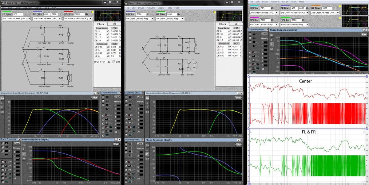 Custom Dayton Audio Reference Build-crossovers-all.jpg
