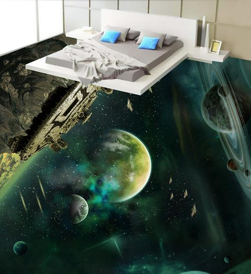 Dream Theme:  Your Ultimate Theater Theme-customize-wallpaper-3d-photo-font-b-space-b-font-planet-font-b-floor-b-font-murals.jpg