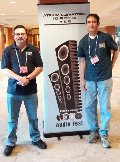 Rocky Mountain Audio Fest (RMAF) 2014 Show Coverage - Home Theater