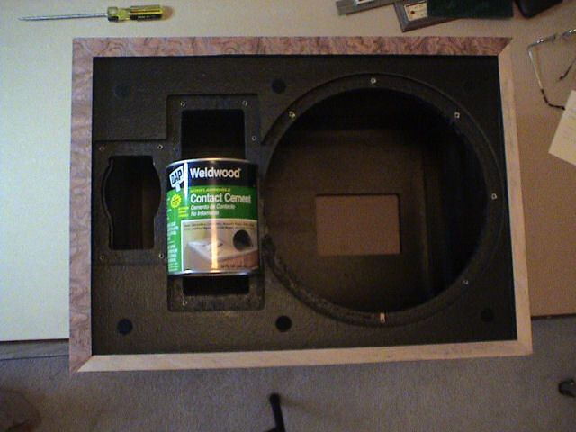 Klipsch Heresy II project - Page 2 - Home Theater Forum and Systems