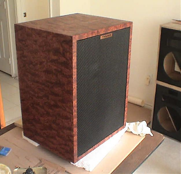 Klipsch Heresy II project - Page 4 - Home Theater Forum and Systems