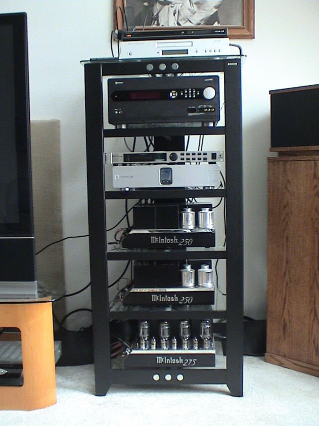 Which speakers and amp(s) are you running? | Model 990