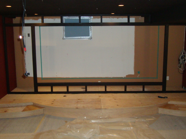 Considering building false wall for acoustical screen - Page 2 ...