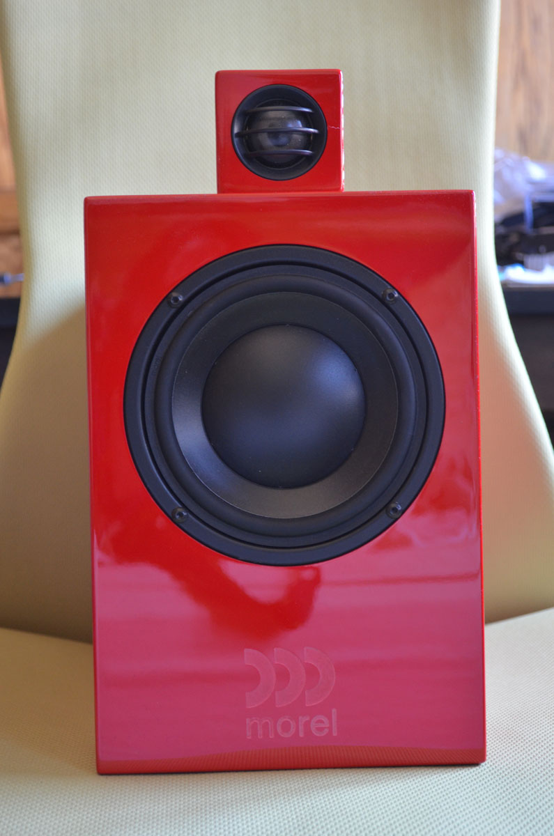 Fs 100 Aaa Condition New Morel Octave Speakers Home