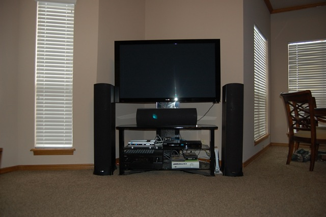My Living Room Setup Home Theater Forum And Systems