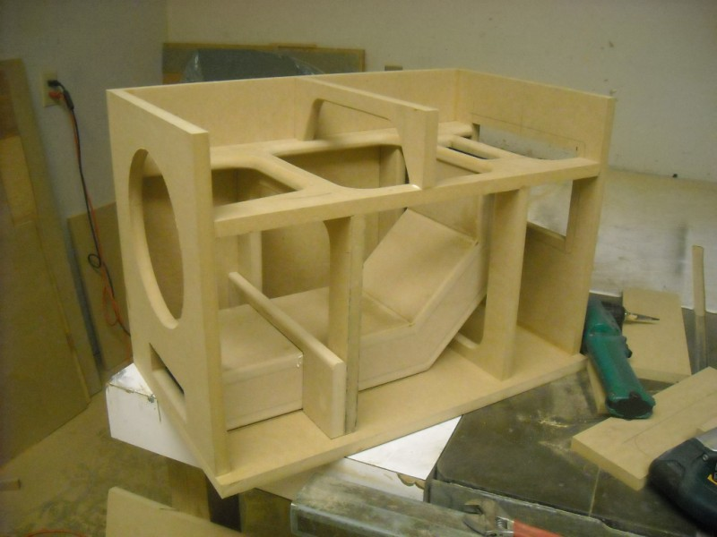 Help Designing a slot ported box! - Car Audio | DiyMobileAudio com