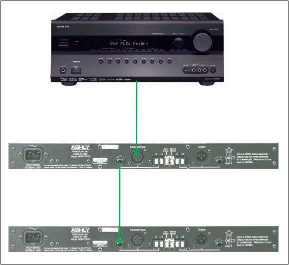 Best Way To Split Lfe To Multiple Amps Home Theater