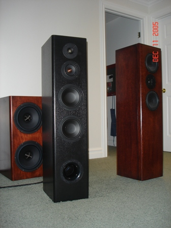 Various DIY Speakers Projects - Home Theater Forum and ...