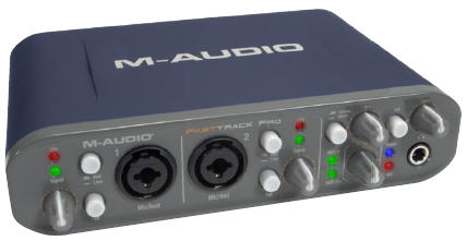 REW with M-Audio Fast Track Pro - Home Theater Forum and