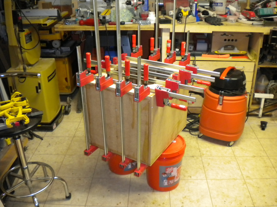 """Dayton 18"""" Ultimax / knock-down cab project.-final_glue_up.jpg"""