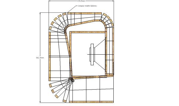 Horn Sub Input Please - Build In Progress!-flankingsub.jpg