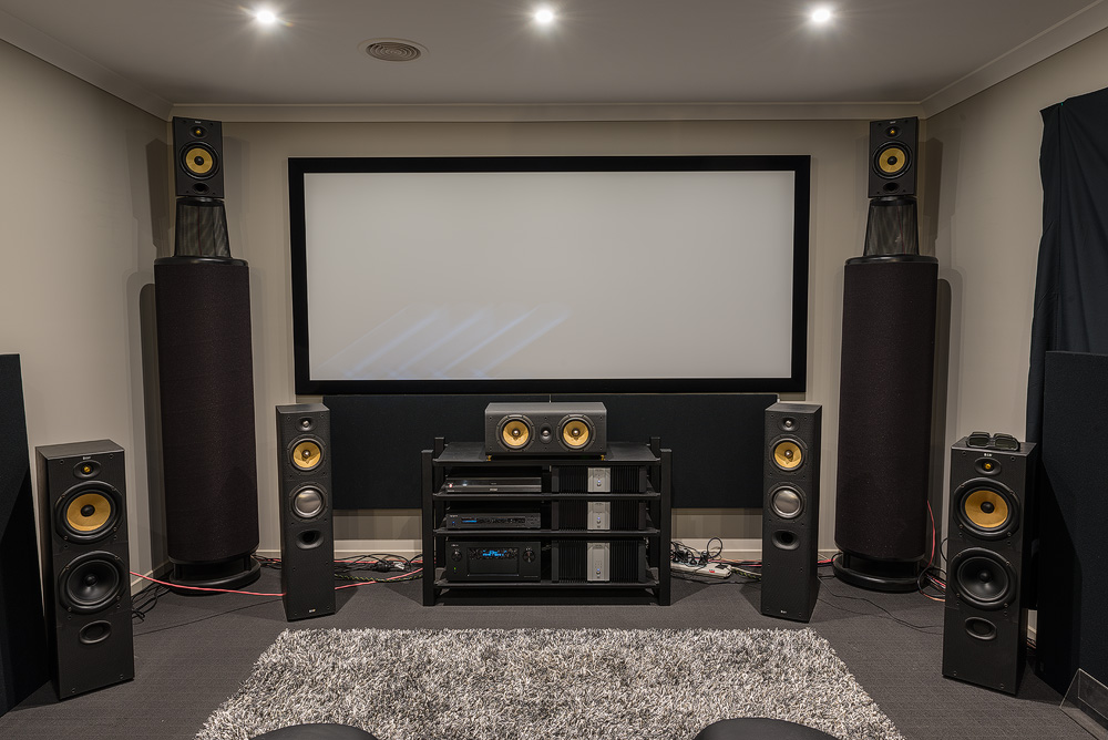 My New Setup Home Theater Forum And Systems
